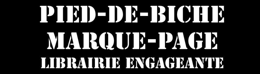 Pied-de-biche Marque-page
